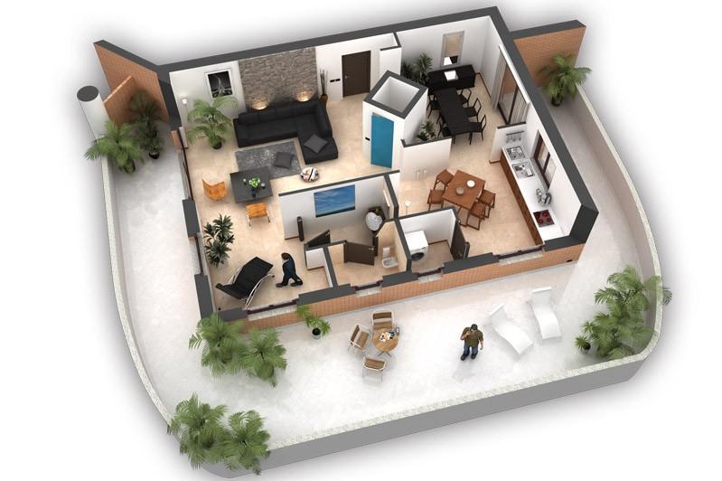 L 39 arredamento per la casaquotidiano mutui for Creatore di piani casa online
